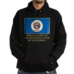 Minnesota Proud Citizen Hoodie (dark)