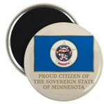 Minnesota Proud Citizen Magnet