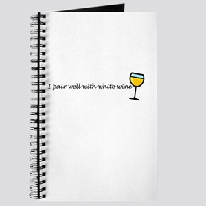 I pair well with white wine Journal