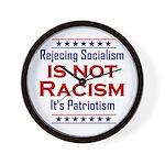 Rejecting Socialism Wall Clock