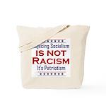 Rejecting Socialism Tote Bag
