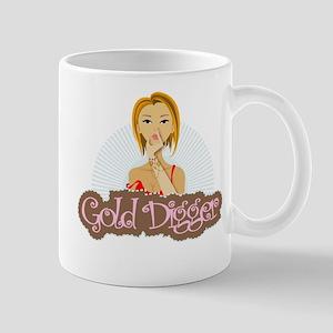 Gold Digger / Nose Picker Mug