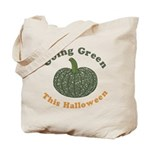 Going Green This Hallowen Reusable Tote Bag