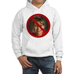 No Sarah Hooded Sweatshirt