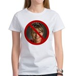 No Sarah Women's T-Shirt