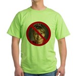 No Sarah Green T-Shirt