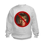 No Sarah Kids Sweatshirt