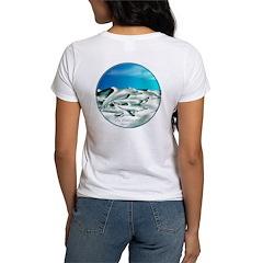 Dolphins - Women's T-Shirt