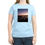 Lincoln City Sunset Women's Light T-Shirt