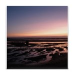 Lincoln City Sunset Tile Coaster