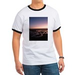 Lincoln City Sunset Ringer T
