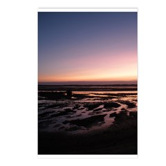 Lincoln City Sunset Postcards (Package of 8)