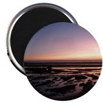 Lincoln City Sunset Magnet