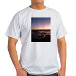 Lincoln City Sunset Light T-Shirt