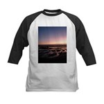 Lincoln City Sunset Kids Baseball Jersey