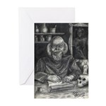 Wicked Wizard Greeting Cards (Pk of 10)