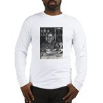Wicked Wizard Long Sleeve T-Shirt