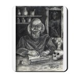 Wicked Wizard Mousepad