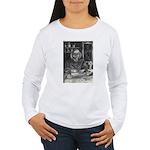 Wicked Wizard Women's Long Sleeve T-Shirt
