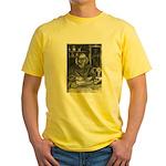 Wicked Wizard Yellow T-Shirt