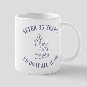 35th Mug