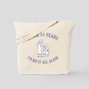 35th Tote Bag