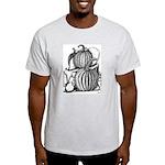 Pumpkin and mouse Light T-Shirt