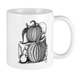 Pumpkin and mouse Mug