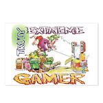 Extreme Gamer Postcards (Pkg of 8)