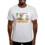 Extreme Gamer Ash Grey T-Shirt