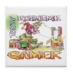Extreme Gamer Tile Coaster