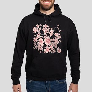 Cherry blossoms Hoodie (dark)