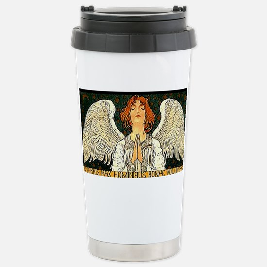 Pax Angel Stainless Steel Travel Mug