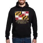 Maryland Proud Citizen Hoodie (dark)