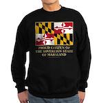 Maryland Proud Citizen Sweatshirt (dark)