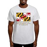 Maryland Proud Citizen Light T-Shirt