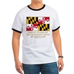 Maryland Proud Citizen Ringer T
