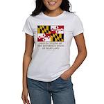 Maryland Proud Citizen Women's T-Shirt