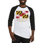 Maryland Proud Citizen Baseball Jersey