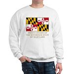 Maryland Proud Citizen Sweatshirt