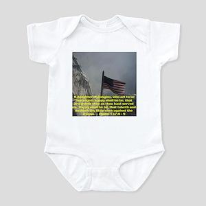 Psalm 137:8 - 9 Infant Bodysuit