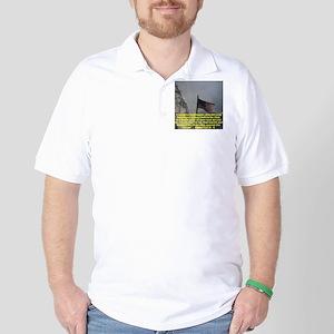 Psalm 137:8 - 9 Golf Shirt