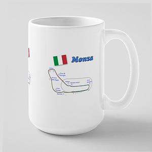 Race Circuits Large Mug