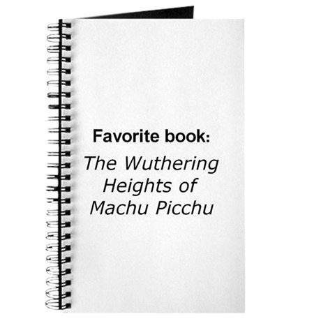 Wuthering WHAT? 2 Journal