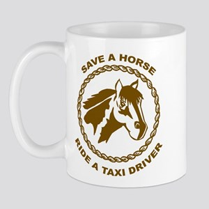 Ride A Teacher Mug