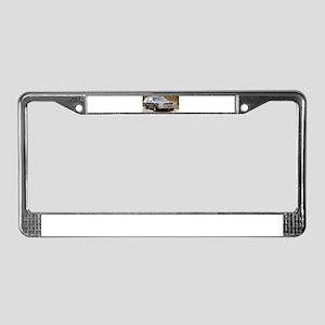 Pontiac Parisienne License Plate Frame