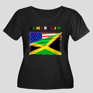 Jamerican Plus Size T-Shirt