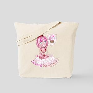 I Dream Of Butter Cream, Tote Bag