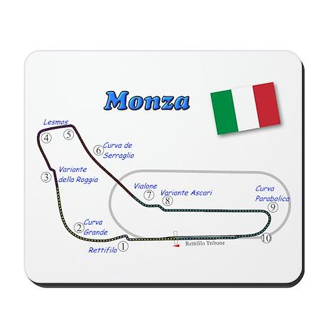 Race Circuits Mousepad