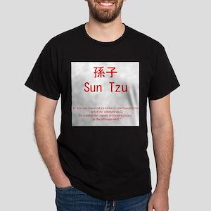 Sun Tzu Advice Light T-Shirt